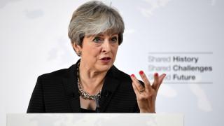 Μέι για Brexit: Τα δικαιώματα των Ευρωπαίων, η ενιαία αγορά, το μεταναστευτικό και η τρομοκρατία