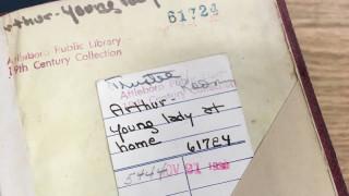 Bιβλίο επεστράφη σε βιβλιοθήκη έπειτα από σχεδόν... 80 χρόνια (pics)
