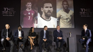 FIFA The Best: Αυτοί είναι οι υποψήφιοι για το βραβείο (vids)