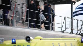 Βόλος: Τρεις τραυματίες από ατύχημα στο Skiathos Express