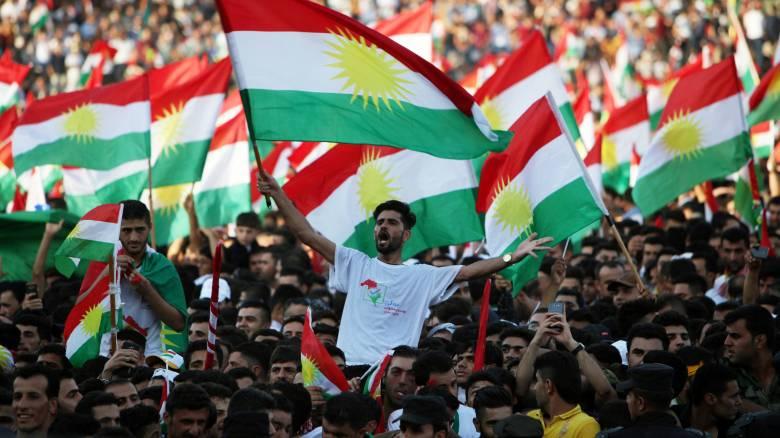 Έτοιμοι να πληρώσουν κάθε τίμημα για το δημοψήφισμα τους οι ιρακινοί Κούρδοι (pics)