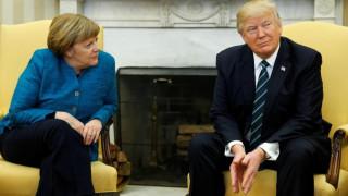 Γερμανικές εκλογές 2017: Τηλεφώνημα Τραμπ σε Μέρκελ – Τι της ευχήθηκε