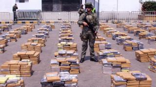 Κολομβία: Η αστυνομία κατέσχεσε 7 τόνους κοκαΐνη της Clan del Golfo