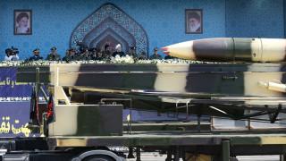 Το Ιράν «αψηφά» τις ΗΠΑ - Ανακοίνωσε την «επιτυχή» δοκιμή του νέου της πυραύλου