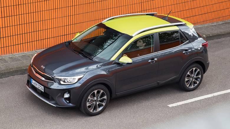 To Stonic, το νέο μικρό SUV της Kia, ξεκινά από τα 1.000 κυβικά