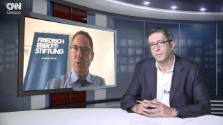 Ούλριχ Στoρκ: Πιο πιθανός ο Μεγάλος Συνασπισμός αν το SPD δεν πέσει κάτω από 23%