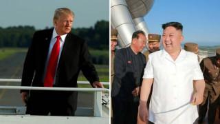 Με πτήσεις βομβαρδιστικών πάνω από την Κορεατική Χερσόνησο απαντά ο Τραμπ στον Κιμ