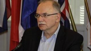 Παπαδημούλης: Το μέλλον της Ελλάδας είναι συνυφασμένο με το μέλλον της Ευρώπης