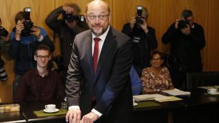Γερμανικές εκλογές 2017: Ψήφισε ο Μάρτιν Σουλτς (pics)