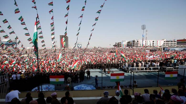 Ιράκ: Η πρεσβεία των ΗΠΑ προειδοποιεί τους Αμερικανούς πολίτες ενόψει του δημοψηφίσματος