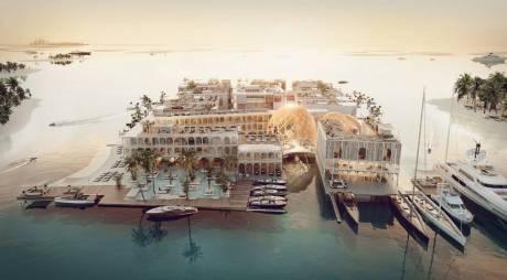 Πλωτή Βενετία σχεδιάζει το Ντουμπάι