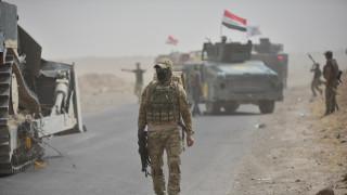 «Παιχνίδια πολέμου» κοντά στα σύνορα με το ιρακινό Κουρδιστάν μια μέρα πριν το δημοψήφισμα