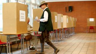 Γερμανικές εκλογές 2017: Στις κάλπες οι πολίτες