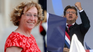 Υπουργός Εργασίας της Γαλλίας: Ανάξιες οι δηλώσεις του Μελανσόν για τους ναζί