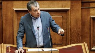 Πρώτος στόχος για το νέο φορέα της Κεντροαριστεράς το 15% δήλωσε ο Σ. Θεοδωράκης