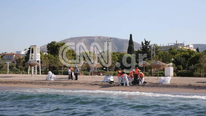 Δήμος Ελληνικού - Αργυρούπολης: Βελτιώνεται αισθητά η εικόνα των ακτών μας