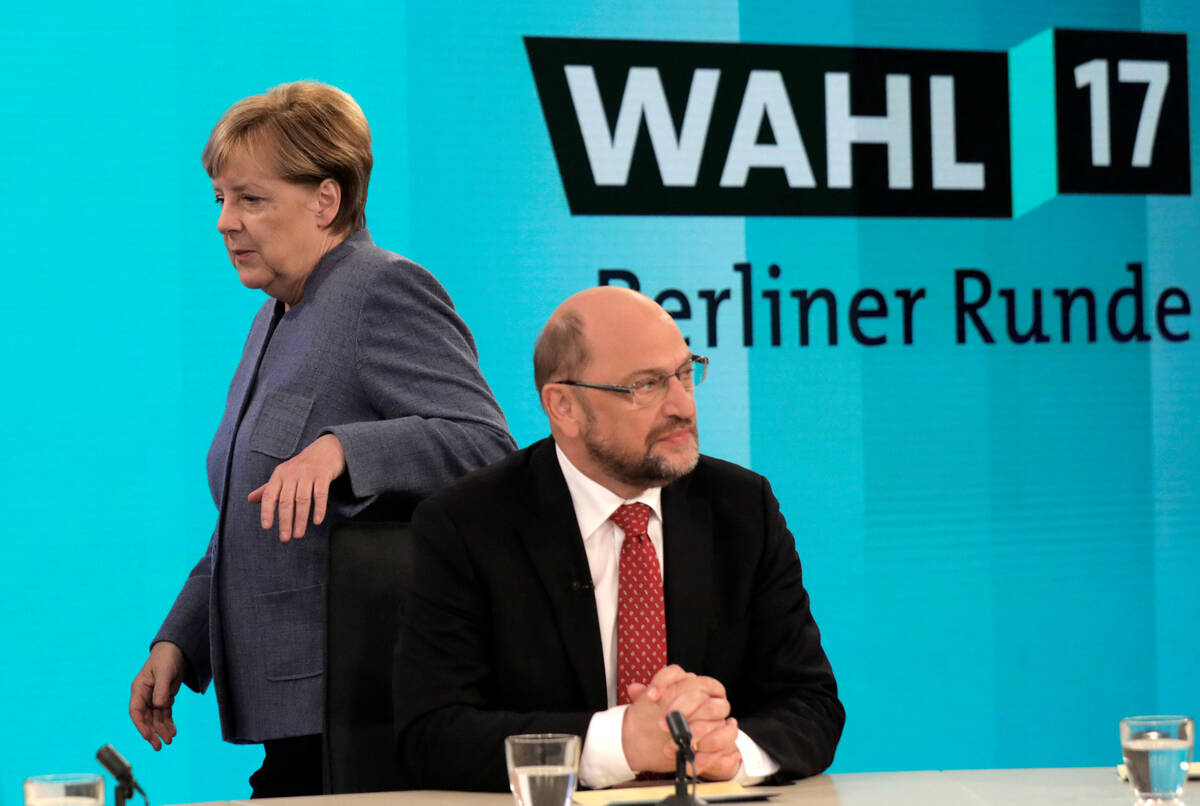 2017 09 24T185041Z 1775865006 RC189E36B5D0 RTRMADP 3 GERMANY ELECTION REACTIONS TALKSHOW