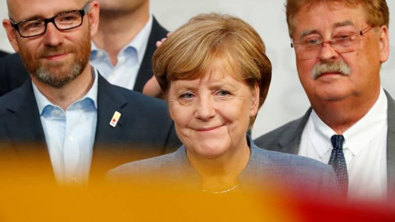 Γερμανικές εκλογές 2017: «Πύρρειος» νίκη της Άνγκελα Μέρκελ, «εκρηκτική» άνοδος της ακροδεξιάς