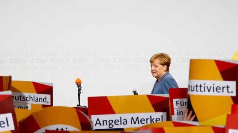 Η νίκη της Μέρκελ και η άνοδος του AfD στα πρωτοσέλιδα του γερμανικού τύπου