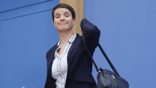 Γερμανικές εκλογές: Αιφνιδιασμός από την Φράουκε Πέτρι, μένει εκτός κοινοβουλευτικής Ομάδας της AfD
