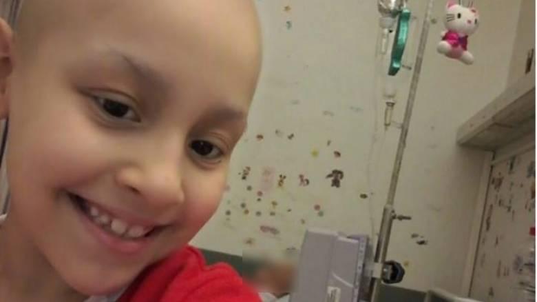 «Έφυγε» η 8χρονη Ευαγγελία μετά από μια άνιση μάχη με τον καρκίνο