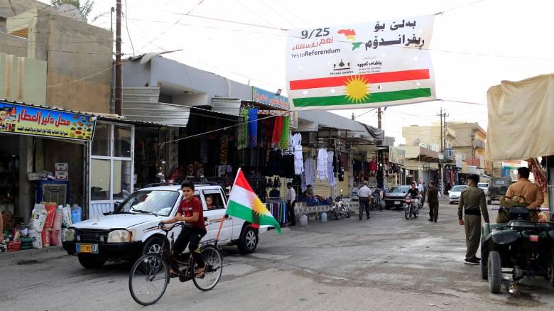 Το Ιράν έκλεισε τα συνορά του με το Ιρακινό Κουρδιστάν λόγω δημοψηφίσματος