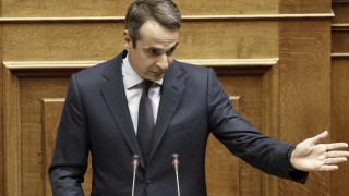 «Τραυματισμός» του δημοκρατικού πολιτεύματος οι δράσεις της κυβέρνησης υποστηρίζει ο Μητσοτάκης