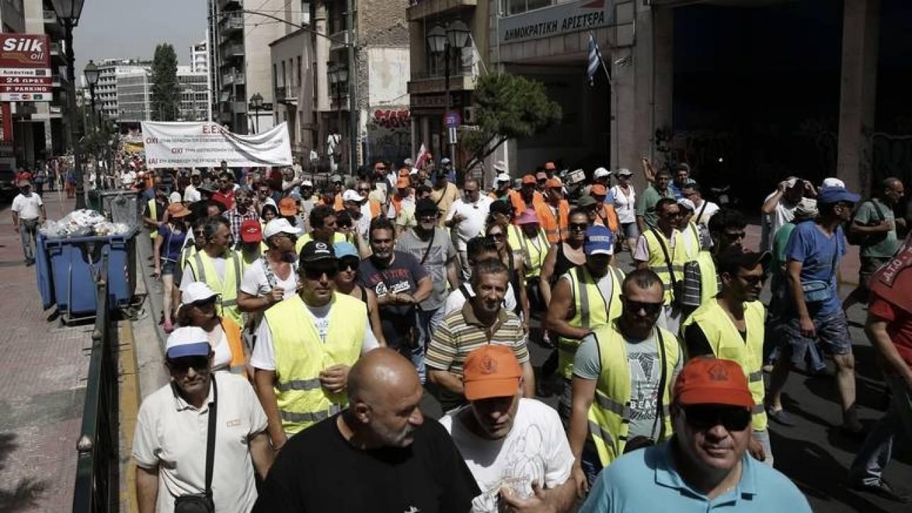 Κλιμάκωση των κινητοποιήσεων προαναγγέλουν οι εργαζόμενοι στους ΟΤΑ Ν. Θεσσαλονίκης