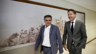 Ντάισελμπλουμ: Οι γερμανικές εκλογές δεν αλλάζουν τις αποφάσεις του Eurogroup για την Ελλάδα
