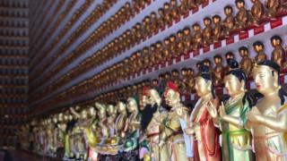 Χονγκ Κονγκ: μέσα στο μοναστήρι με τους δέκα χιλιάδες Βούδες