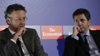 Ντάισελμπλουμ: Δυνατή η καθαρή έξοδος της Ελλάδος από το Μνημόνιο
