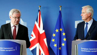 Brexit: Ελπίδες και διαφωνίες στον τέταρτο κύκλο διαπραγματεύσεων