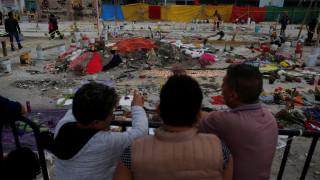Μεξικό: Μειώνονται οι ελπίδες να βρεθούν επιζώντες από τον φονικό σεισμό