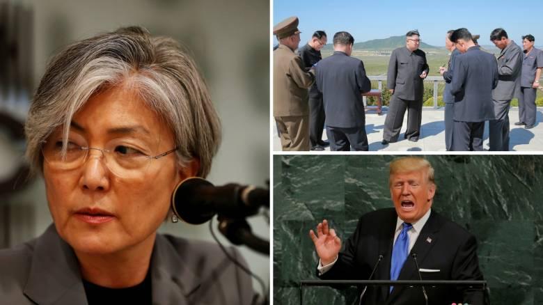 «Δεν πρέπει να εμπλακούμε σε νέο πόλεμο»: Παρέμβαση Σεούλ στην κόντρα ΗΠΑ-Βόρειας Κορέας