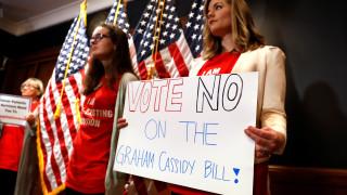 ΗΠΑ: Καταδικασμένη και η νέα προσπάθεια κατάργησης του Obamacare