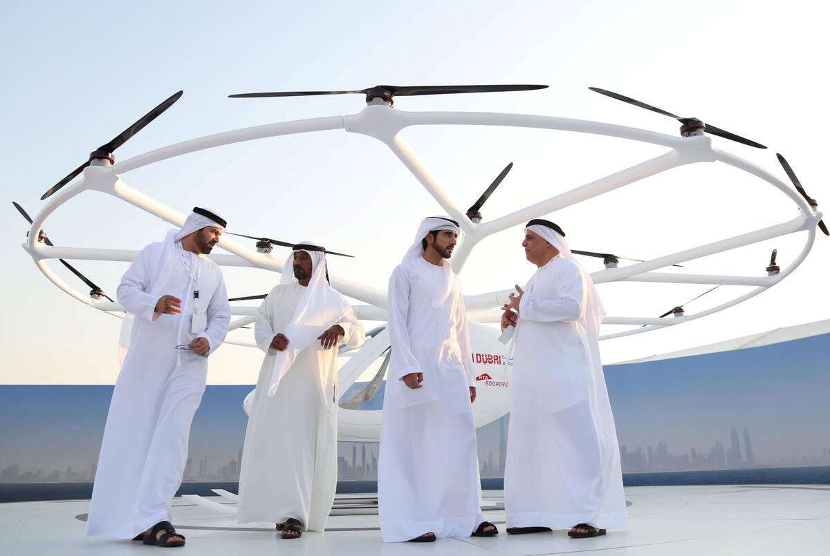 2017 09 25T161420Z 1422766508 RC1C9FA7DEC0 RTRMADP 3 EMIRATES DUBAI DRONES