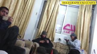 Βίντεο καταγράφει για πρώτη φορά τον νούμερο ένα καταζητούμενο τρομοκράτη της Βρετανίας