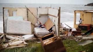 Ο τυφώνας Μαρία διέλυσε το Πουέρτο Ρίκο