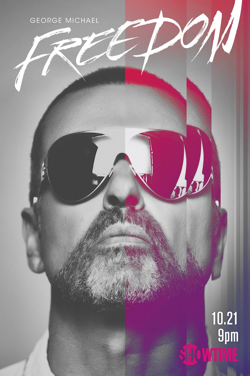 Showtime documentary George Michael Freedom