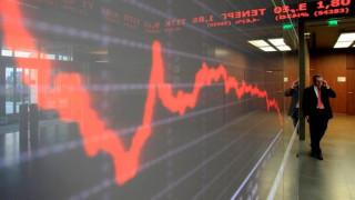 Τραπεζική «καταιγίδα» στο Χρηματιστήριο Αθηνών
