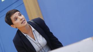 Η Φράουκε Πέτρι θα αποχωρήσει από το AfD