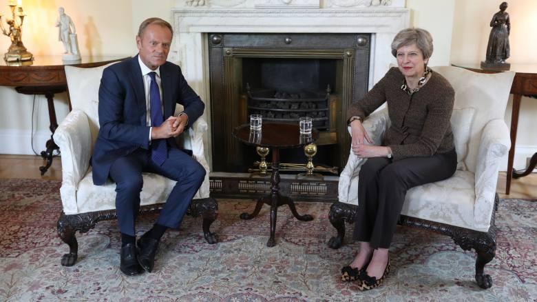 Τουσκ: Δεν υπάρχει η αναγκαία πρόοδος για να περάσουμε στο επόμενο στάδιο του Brexit