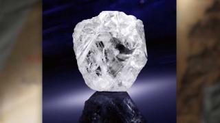Πόσο πουλήθηκε το δεύτερο μεγαλύτερο διαμάντι στον κόσμο