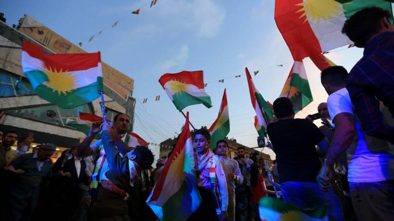 Μπαρζανί: Το «ναι» κέρδισε στο δημοψήφισμα - Τελεσίγραφο του Ιράκ προς τους Κούρδους