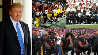 «Φουντώνει» η κόντρα Ντόναλντ Τραμπ - NFL (pics&vid)