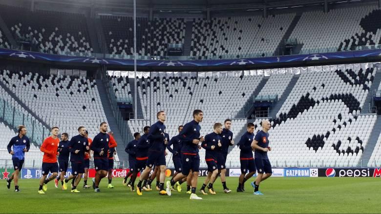 Champions League: Χωρίς άγχος στο Τορίνο ο Ολυμπιακός (vid)