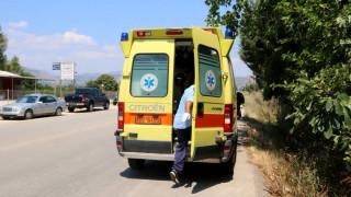 Φρικτό τροχαίο στην Μακύνεια - Απανθρακώθηκε ο οδηγός (pics&vid)