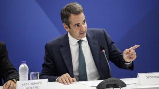 Μητσοτάκης: Τσίπρας και Καμμένος πάνε σφιχταγκαλιασμένοι στο βυθό της πολιτικής