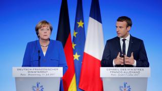 Το ευρωπαϊκό «όραμα» του Μακρόν προκαλεί διάσταση απόψεων στη Γερμανία