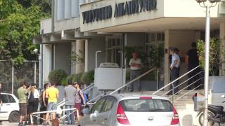 Παρέμβαση του Ρουβίκωνα στο υπουργείο Δικαιοσύνης - Ζητούν την κατάργηση του «Τρομονόμου»